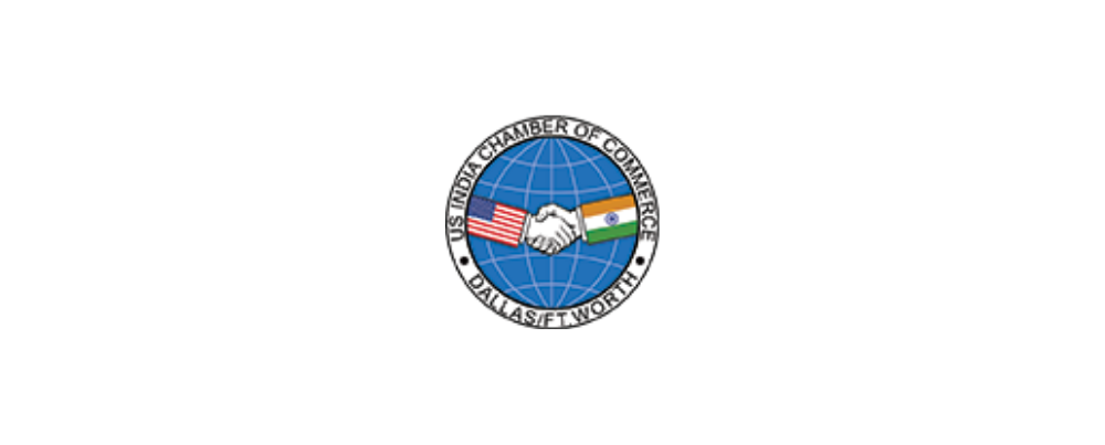 Amazech is a 2019 Member and Sponsor of the U.S. India Chamber of Commerce