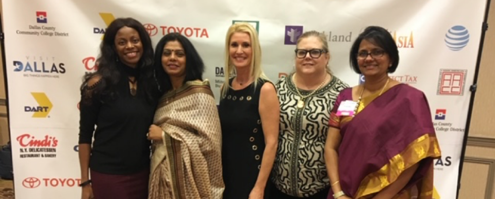 Shanthi Rajaram, President and CEO of Amazech, Named Entrepreneur of the Year by the Greater Dallas Asian American Chamber of Commerce